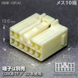 090型II/メス10極カプラ(A)
